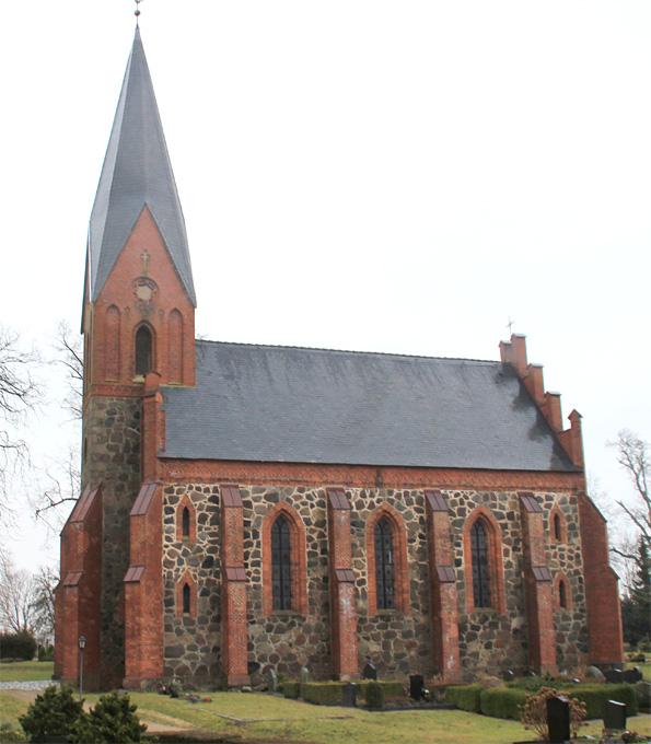 Dorfkirche Passow