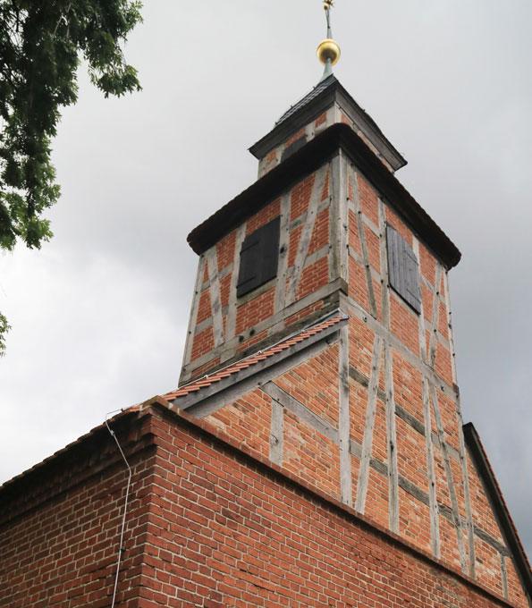 Dorfkirche Wassersuppe (Kreis Havelland)