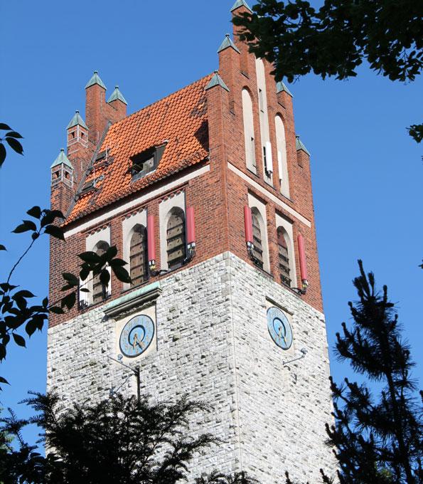 Königin-Luise-Kirche in Berlin-Waidmannslust