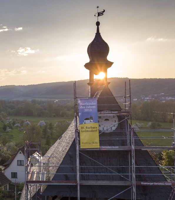 St. Barbara Golmsdorf