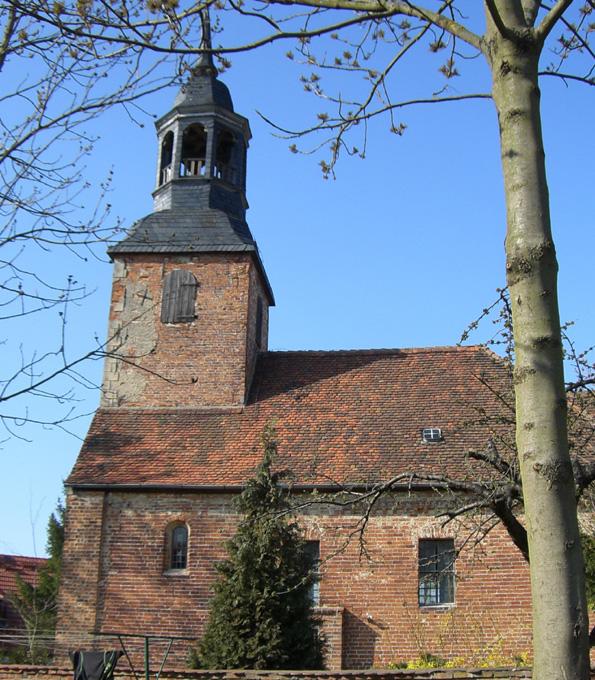 Dorfkirche Meseberg