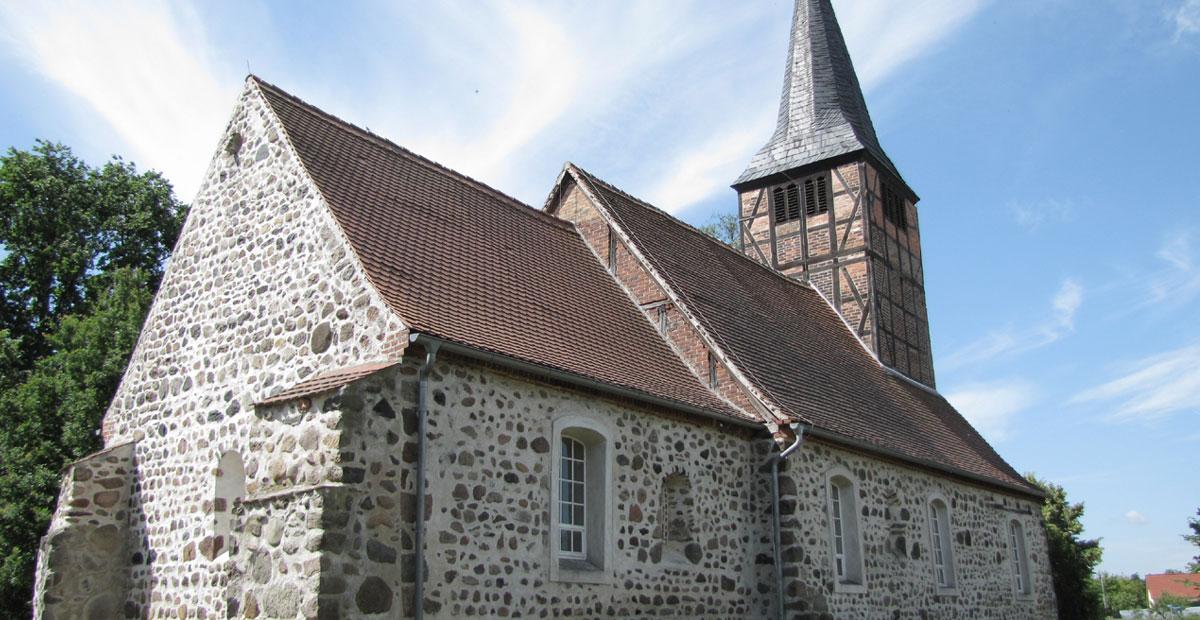 Dorfkirche Solpke in der Altmark