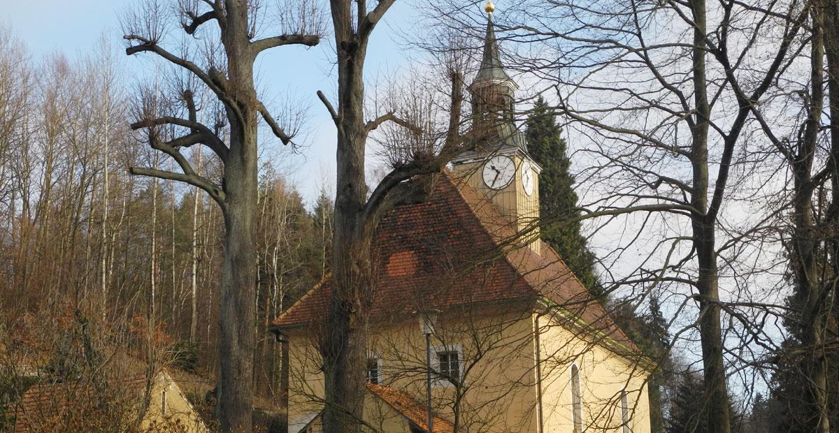 Dorfkirche Lückendorf