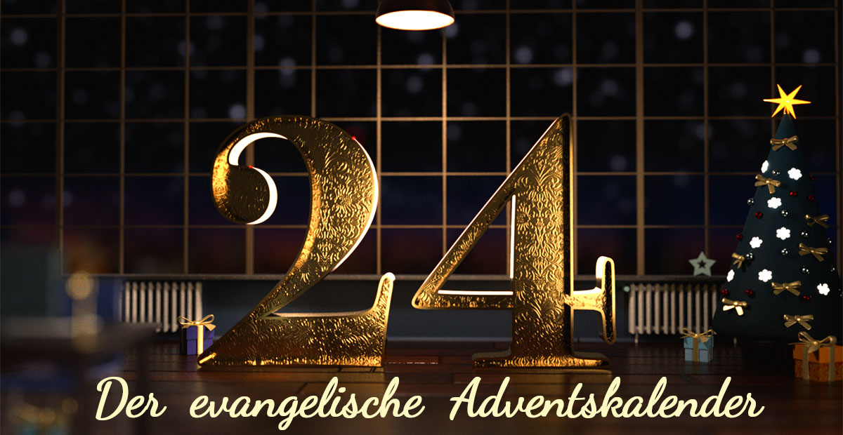 Der evangelische Adventskalender
