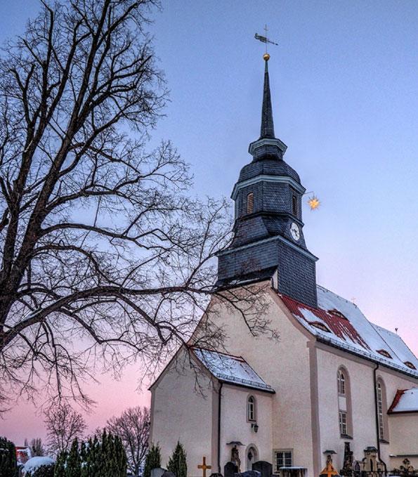 Kirche Reichenberg
