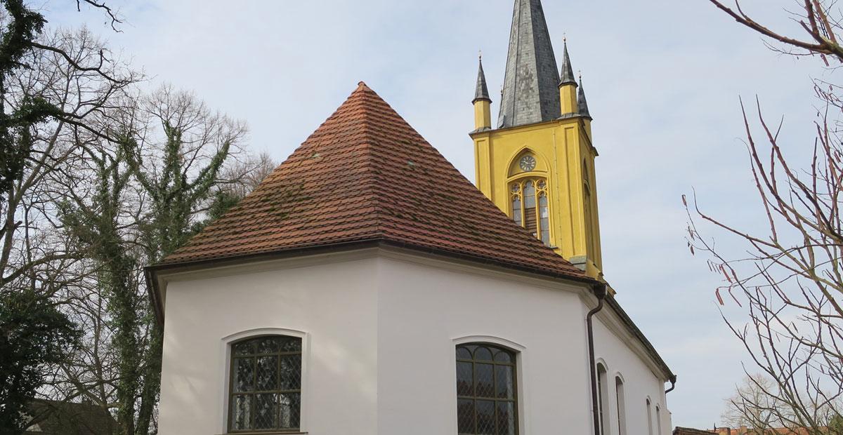 Dorfkirche zu Prillwitz (Mecklenburgische Seenplatte)