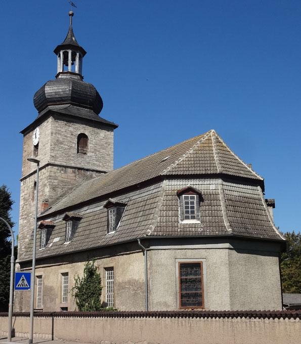 St. Peter und Paul Tunzenhausen (Thüringen)