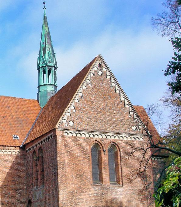 St. Maria im Sonnenkamp zu Neukloster