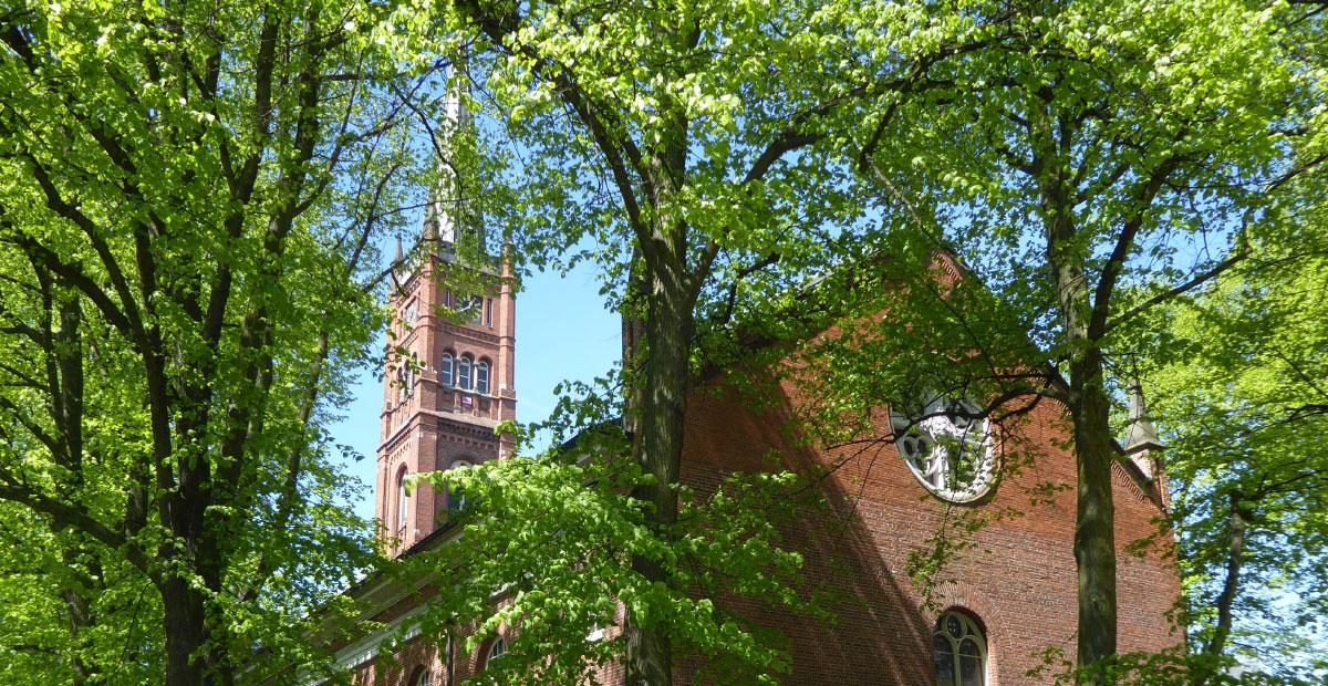 Kirche St. Pauli in Hamburg