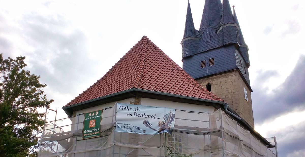 St Nicolai Trebra Hohenstein (Thüringen)