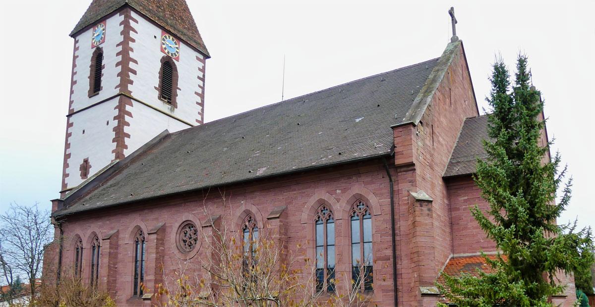 Saalkirche zu Ebhausen