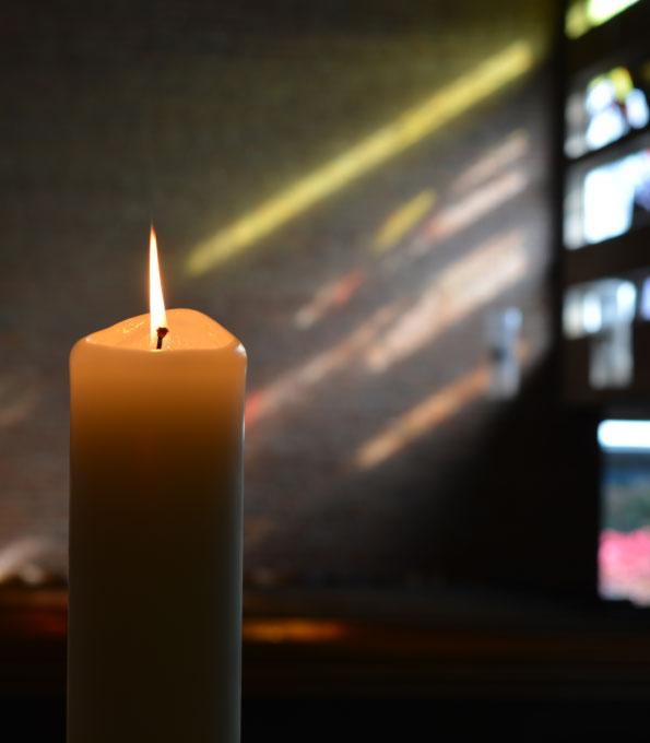 Lichtimpressionen in der Erlöserkirche Rodenkirchen