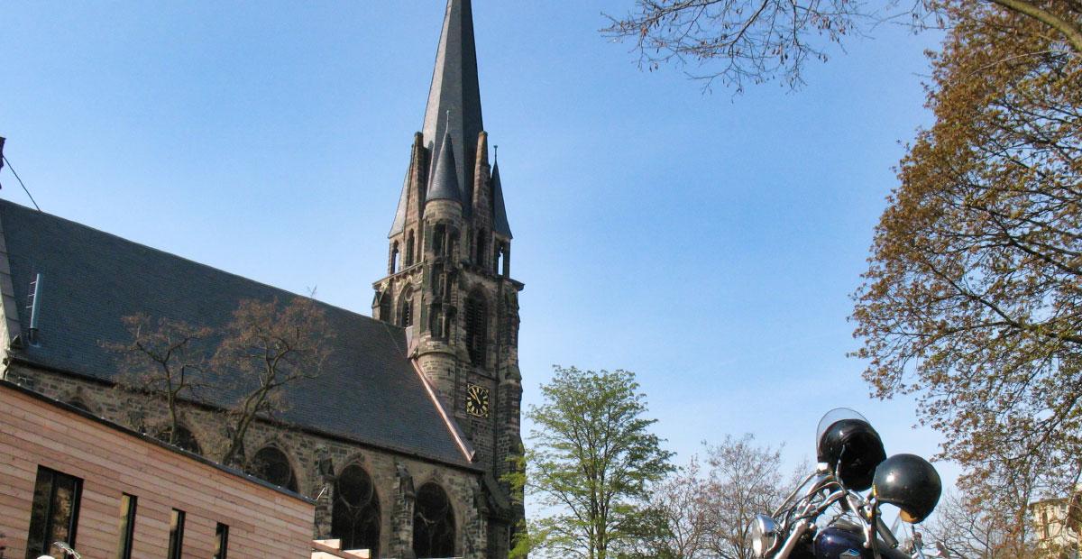 St. Martin Bernburg im Salzlandkreis (Sachsen-Anhalt)