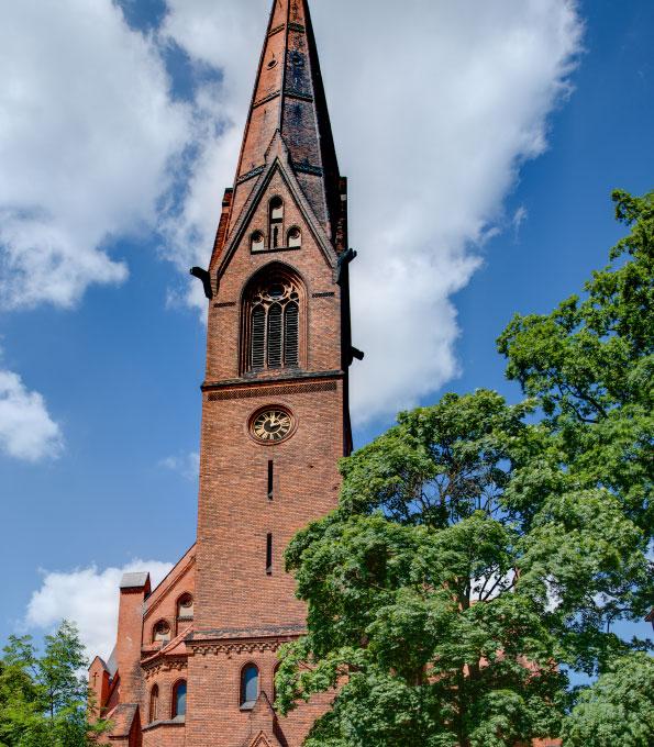 Matthäuskirche Berlin-Steglitz