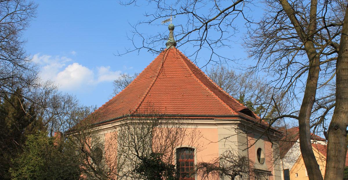 """""""Alte Kirche"""" in Berlin-Zehlendorf"""