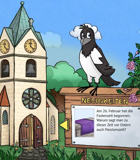 Willkommen bei Kirchenelster Kira auf kirche-entdecken.de