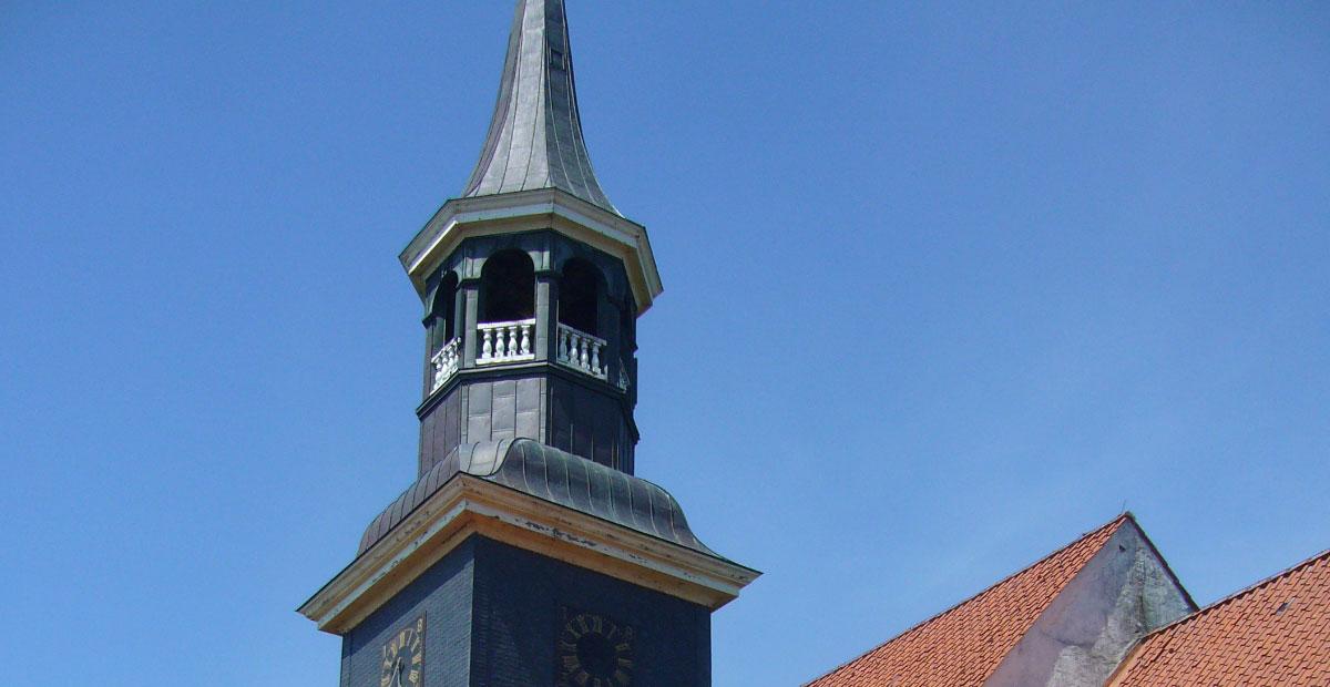 St. Laurentius Lunden im Kreis Dithmarschen