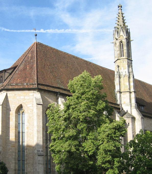 Franziskanerkirche zu Rothenburg ob der Tauber