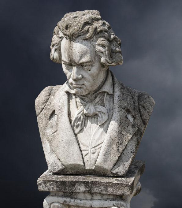 Beethovenbüste