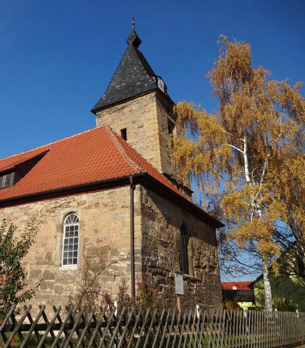 Sankt Ägidii Kleinballhausen (Thüringen)