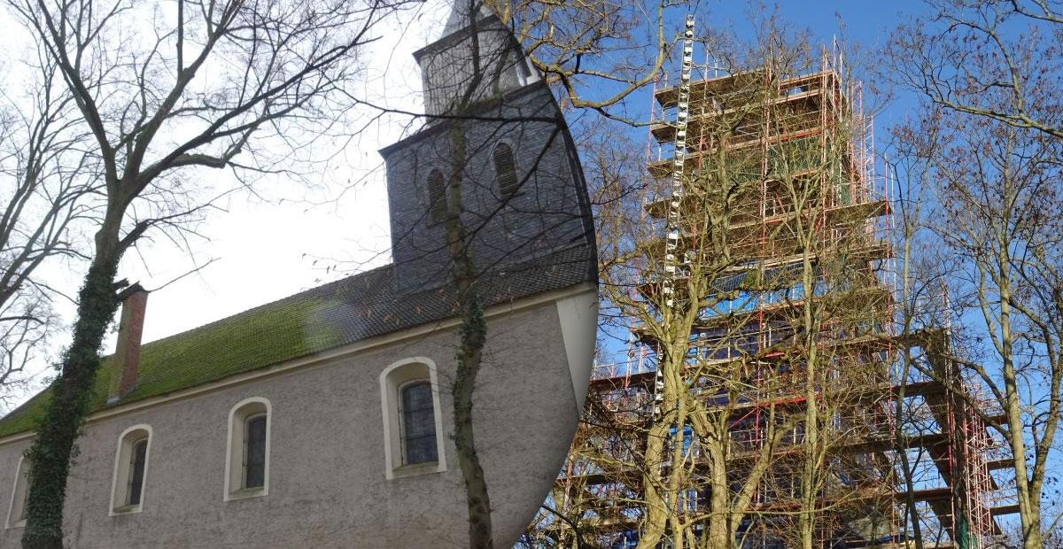 Stadkirche Greiffenberg in der brandenburgischen Uckermark