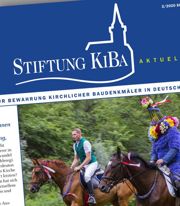 Stiftungsrundbrief KiBa aktuell 02-2020