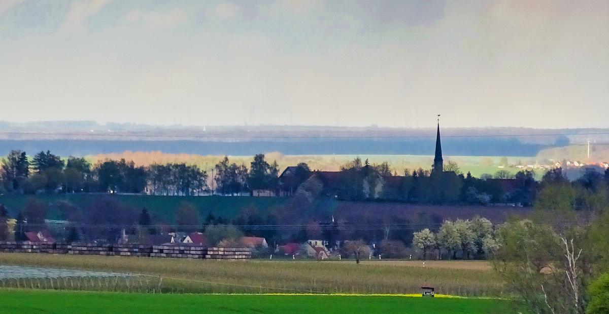 Dorfkirche Mehna im Altenburger Land