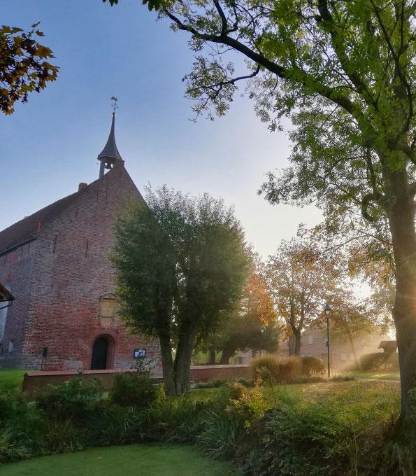 Reformierte Kirche Visquard Krummhörn (Niedersachsen)