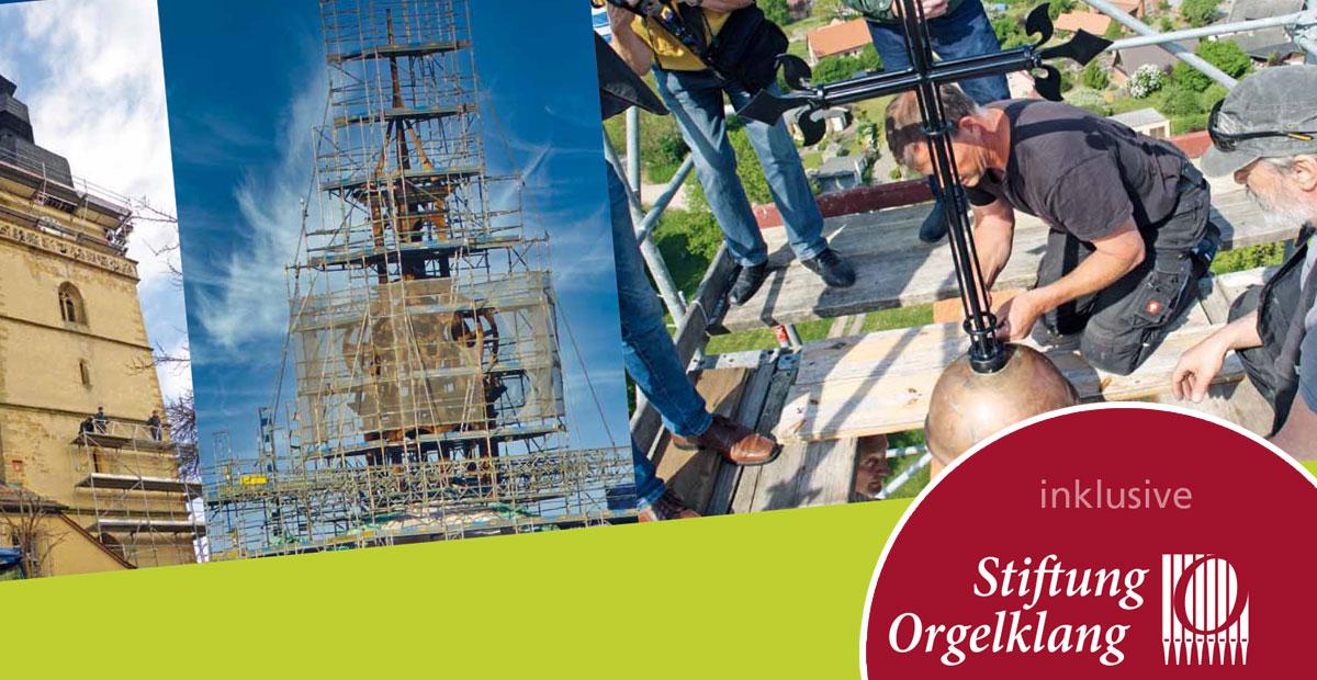 Jahresbericht 2019 der Stiftung Kiba und der Stiftung Orgelklang