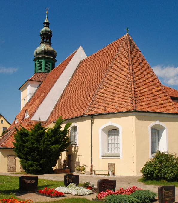 Dorfkirche Klitten im Kreis Görlitz (Sachsen)