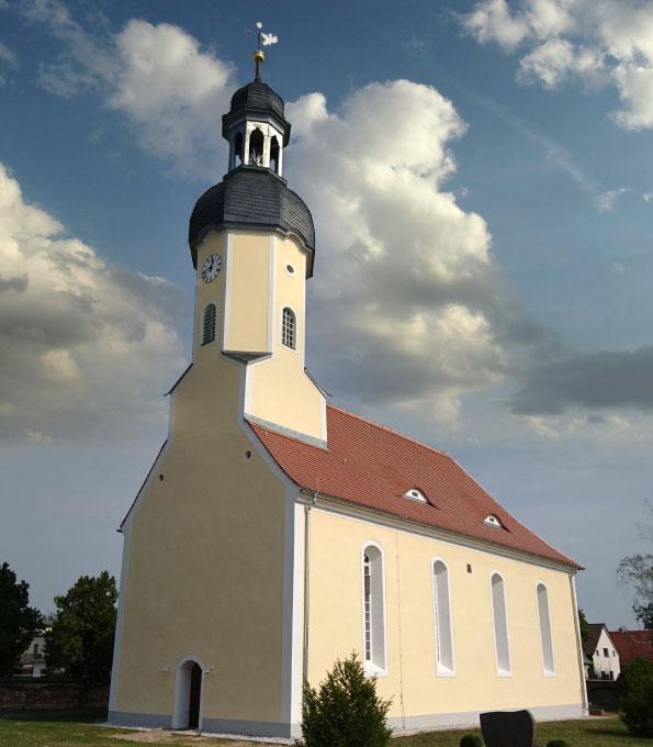 Dorfkirche Spröda (Sachsen, Evangelische Kirche in Mitteldeutschland)