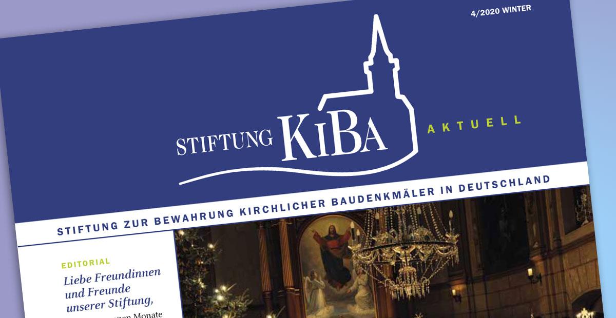 Stiftungsrundbrief KiBa aktuell 04-2020