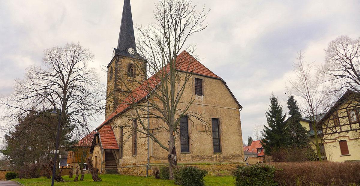 St. Nikolaus Rudersdorf (Thüringen)