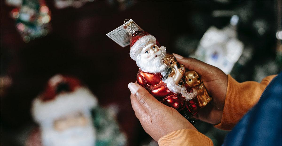 Nikolaus oder Weihnachtsmann? Eigentlich sollte der Heilige im Mittelpunkt stehen