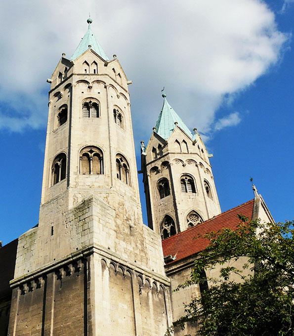 Stadtkirche St. Marien Freyburg (Unstrut)