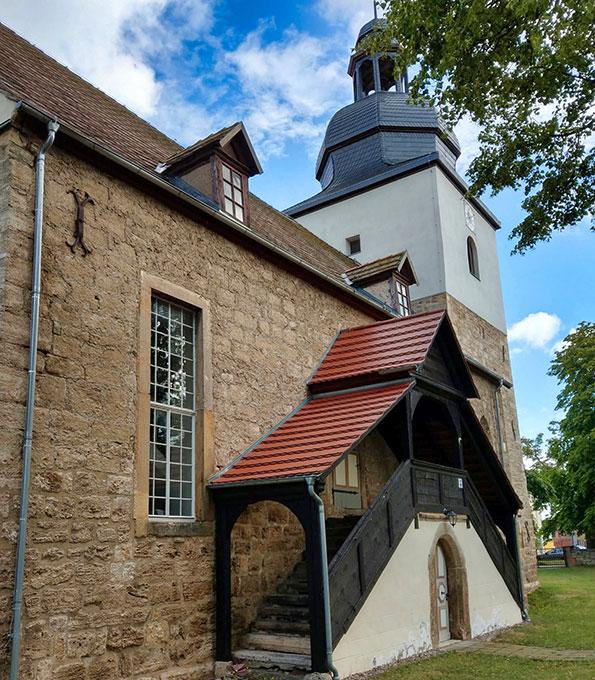 St. Peter und Paul zu Andisleben (Thüringen)
