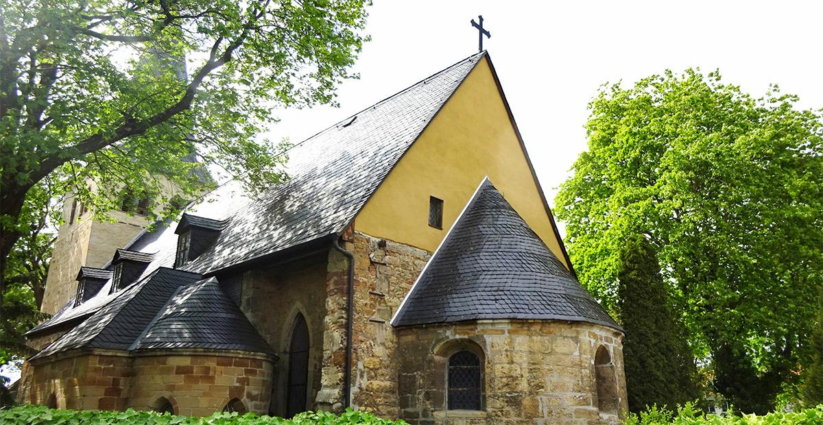 St. Petri Leubingen (Thüringen)