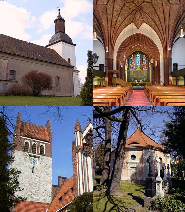 Zu Besuch in vier Berliner Kirchengemeinden im Rahmen der digitalen Mitgliederversammlung des KiBa-Fördervereins 2021
