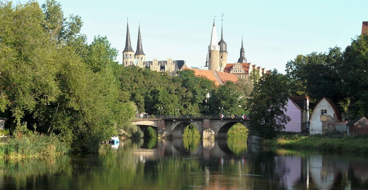 Der Merseburger Dom. Foto: Petra Hinske