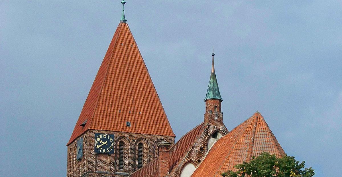 St. Marien zu Grimmen in Mecklenburg-Vorpommern