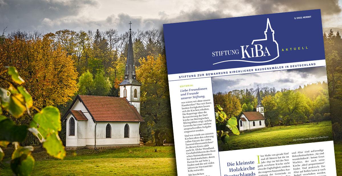 Die Holzkirche Elend im Harz (Sachsen-Anhalt)