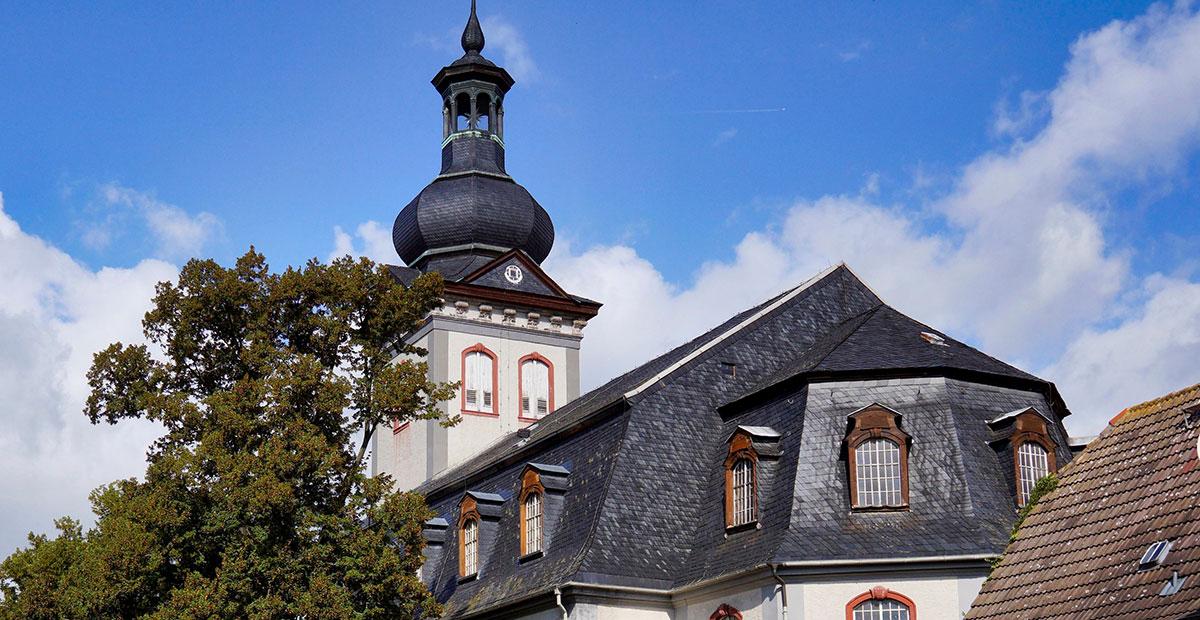 Stadtkirche St. Johannis Allstedt (Sachsen-Anhalt), 2020 von uns gefördert